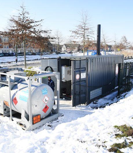 'Vals' gasalarm schrikt gasloze wijk Beljaart op