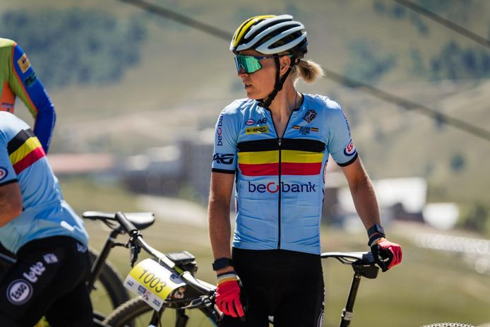 Githa Michiels rijdt zondag in het Tsjechische Nove Mesto haar tweede Wereldbeker van een seizoen in het teken van haar tweede Olympische Spelen.