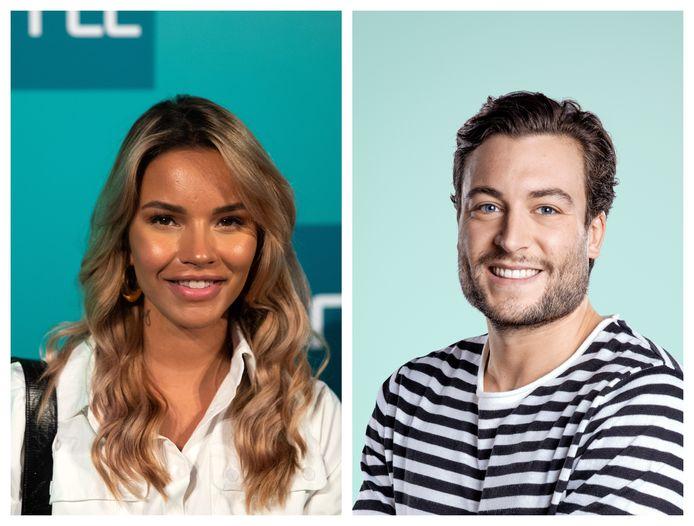 Monica Geuze en Viktor Verhulst presenteren het nieuwe seizoen van 'Temptation Island'