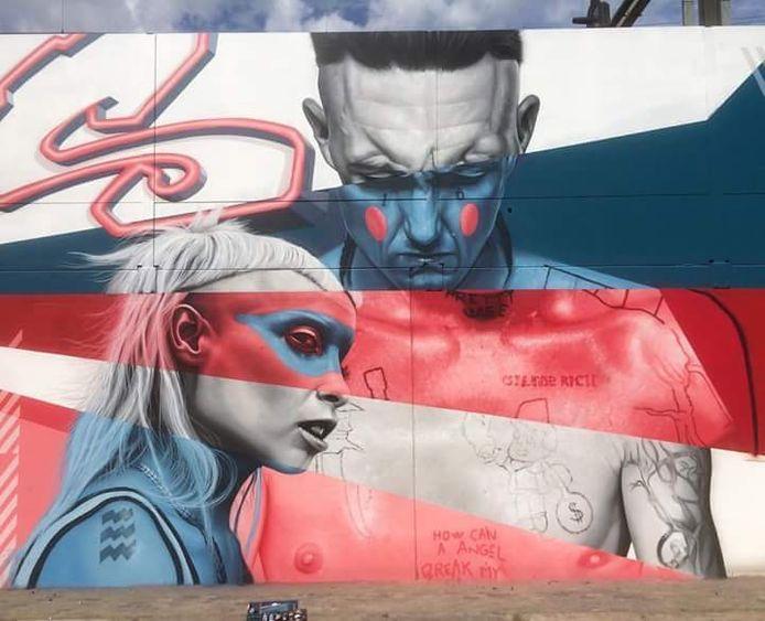 Streetart in Eindhoven