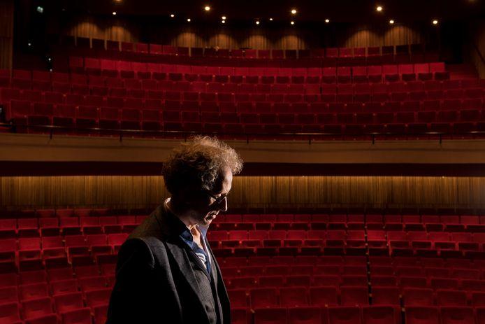 Ruud van Zuilen, directeur Schouwburg en Filmtheater Agnietenhof.
