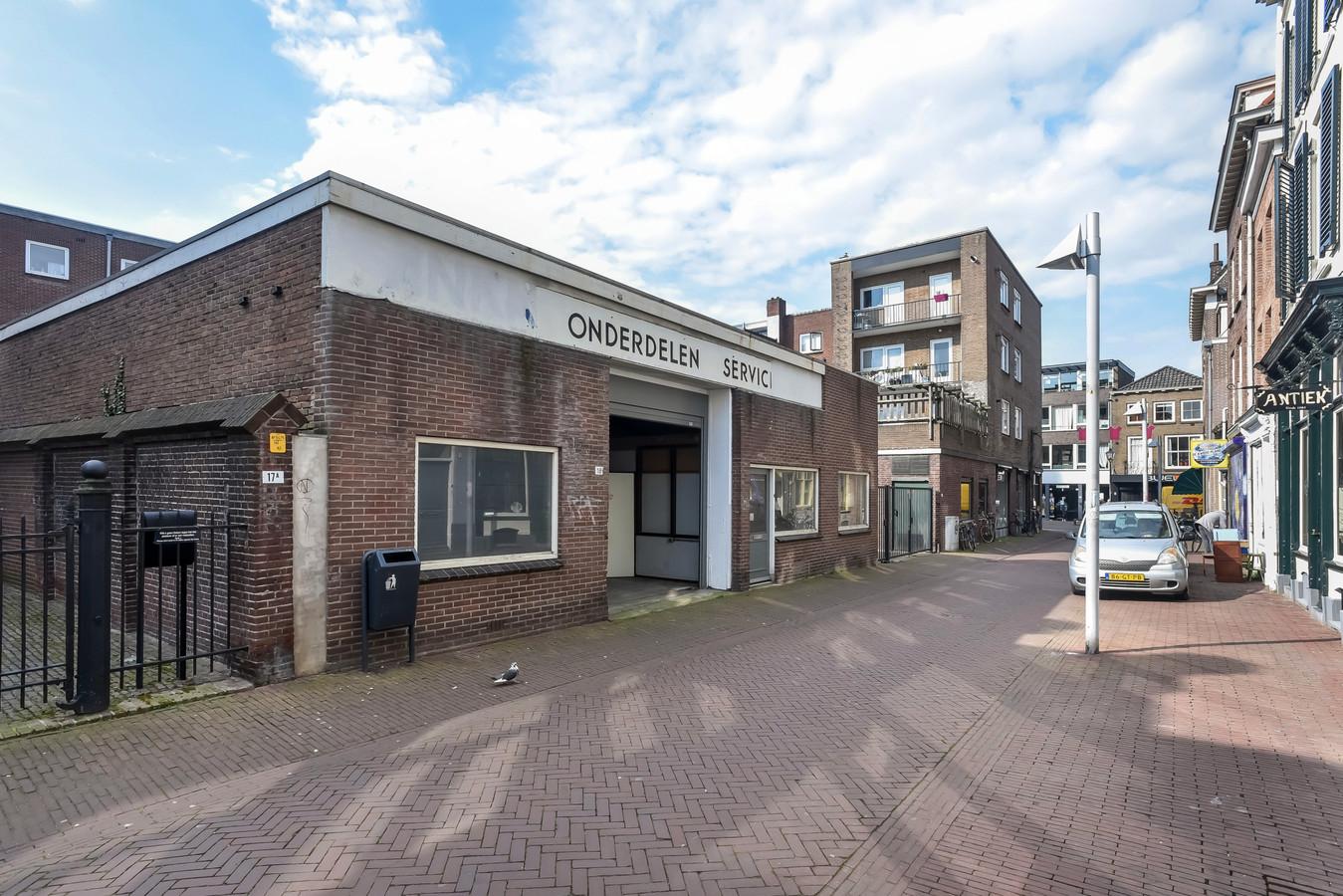 8b915b98db8fb3 Het nieuwe pand van Fabrics and More in de Pastoorstraat in Arnhem. Het  bedrijf heeft
