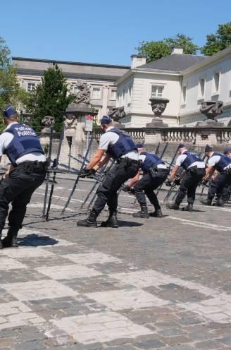 Terrasjes dicht en winkelen onder politietoezicht: Brussel twee dagen op slot door bezoek van Biden