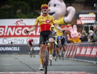 Noor Rasmus Tiller snelste op Citadel van Diest en wint Dwars door het Hageland