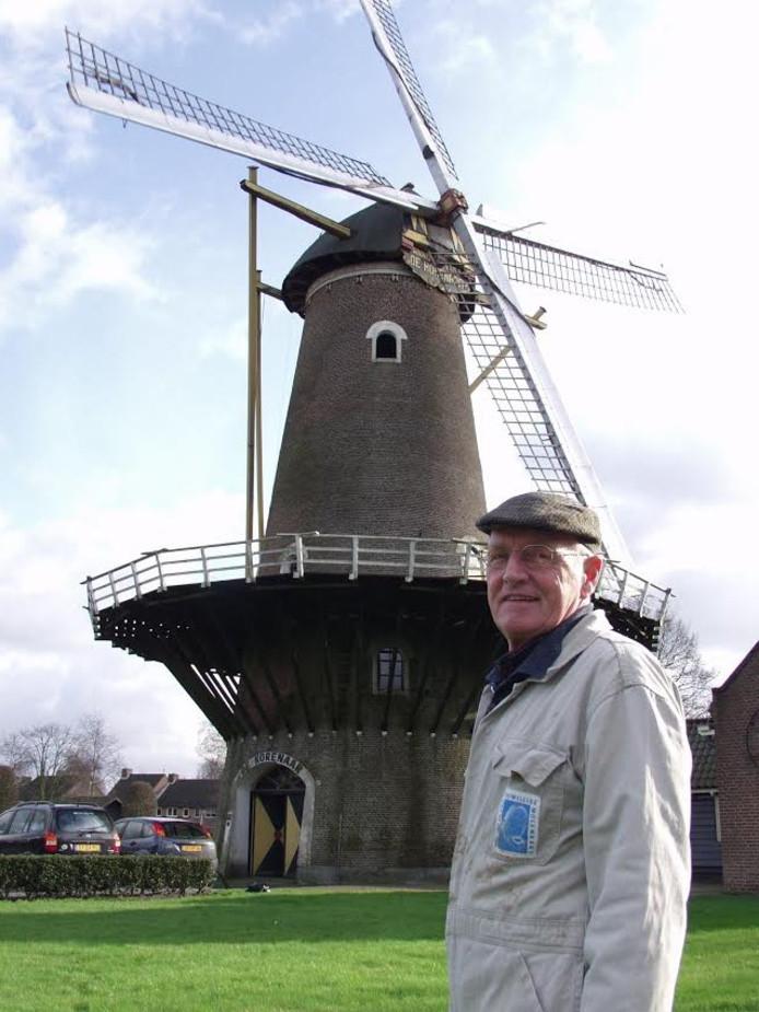 Leo Vaes bij De Korenaar in Oirschot.