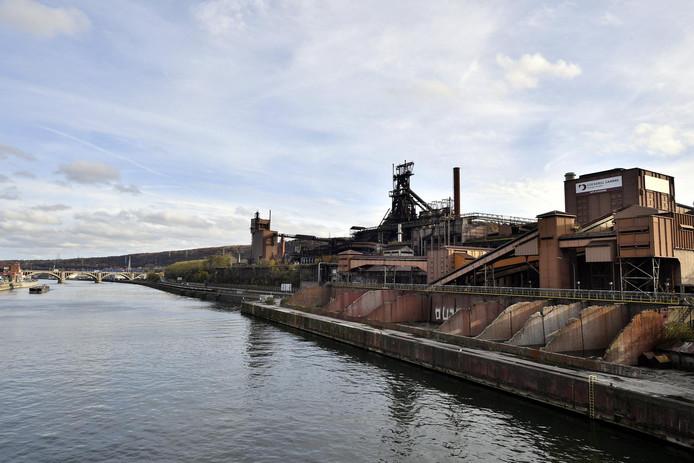 ArcelorMittal, site liégeois