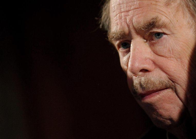 Václav Havel Beeld epa