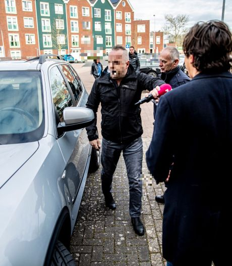 Taakstraf voor aanrijden verslaggever bij kerk Urk: 'Hij gebruikte de naam des Heeren ijdellijk'