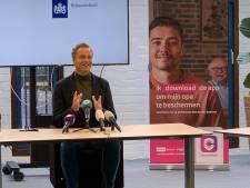 Hugo de Jonge lanceert corona-app in Nijmegen: 'Ik ben heel trots'