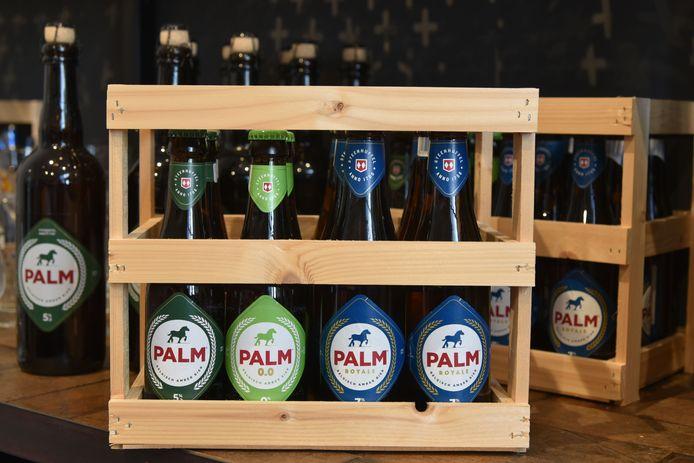 De verschillende varianten van Palm.