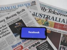 Bras de fer entre Facebook et l'Australie: les contenus d'actualité finalement restaurés
