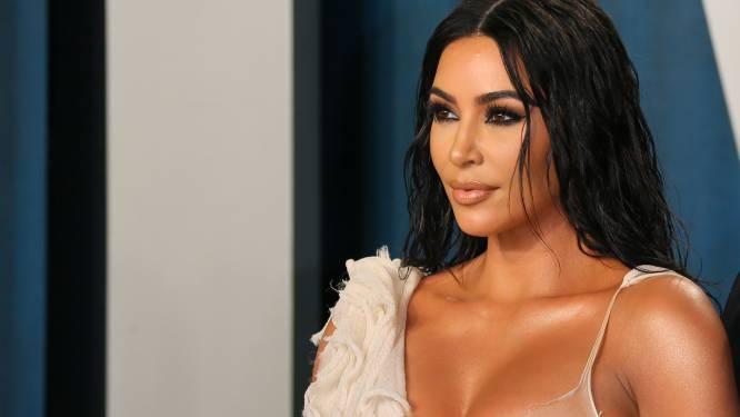Kim Kardashian bedankt iedereen behalve Donald Trump na vrijlating gevangene