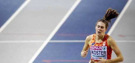 Koster naar finale 3000 meter, diskwalificatie voor Vastenburg