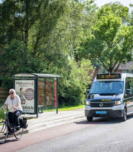 Plannen voor bus 20 roepen verzet op in Steenwijk, Oostermeenthe mogelijk overgeslagen