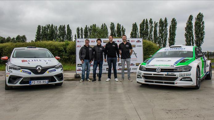 Om beginnende rijders en copiloten wegwijs en snel progressie te laten maken, is er voortaan de Belgian Rally Academy, een uniek opleidingstraject met professionele begeleiding.