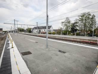Stationsbuurt van Beernem krijgt vorm: pendelaars kunnen al wachten op verhoogde perrons