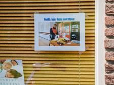 Pakketbezorger Hazjar Salim mag na ludieke actie in IJsselstein blijven