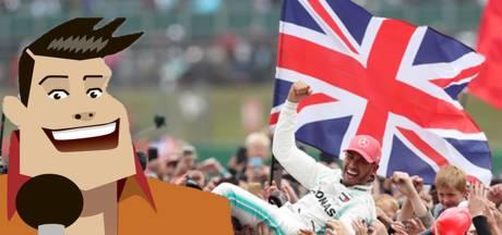 Quiz | Op welke circuits won Lewis Hamilton zeven keer een Grand Prix?