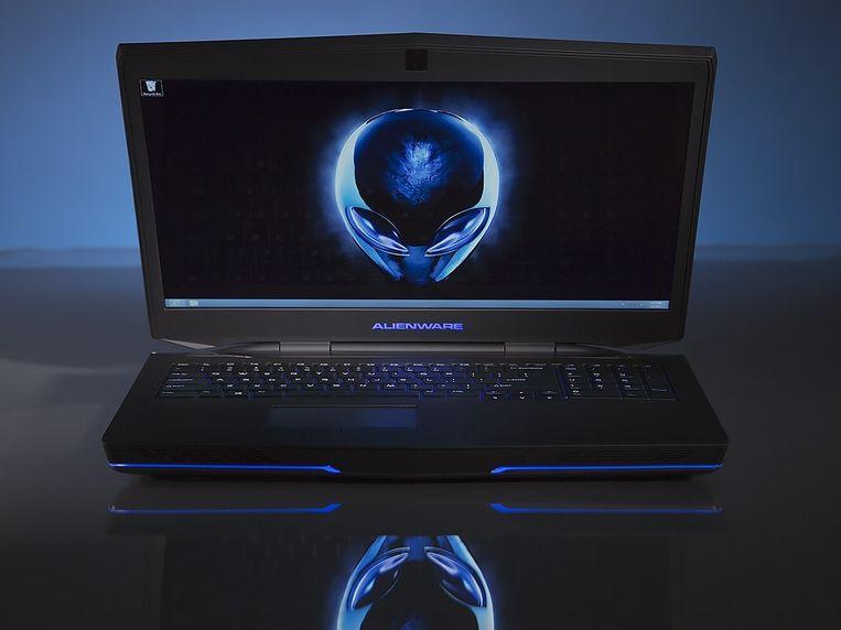 null Beeld Alienware