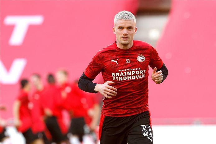 Philipp Max is weer op krachten gekomen, na een extreem drukke periode in dit seizoen.