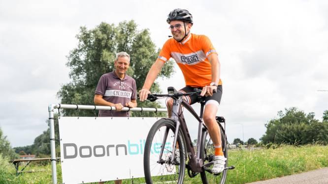 Ook al sputtert het lichaam tegen door Parkinson, Marco (50) uit Giesbeek knalt zaterdag de berg op