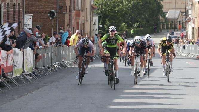 Internationaal podium tijdens Trofee van Vlaanderen, Maxim Delrue en Gaverzicht-Be Okay niet beloond