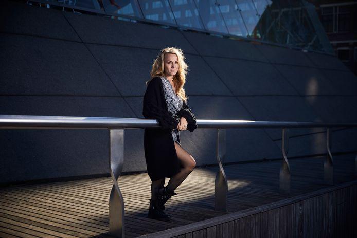 Rachel Kramer heeft na talloze zware jaren haar eigen cd uitgebracht.