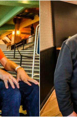 """Door corona verloor Dirk (55) 29 kilogram: """"Ik hoop dat iedereen beseft dat dit virus nog niet weg is"""""""