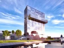 Hotel met skybar op Schieveste in Schiedam weliswaar vertraagd, maar gaat er wél komen