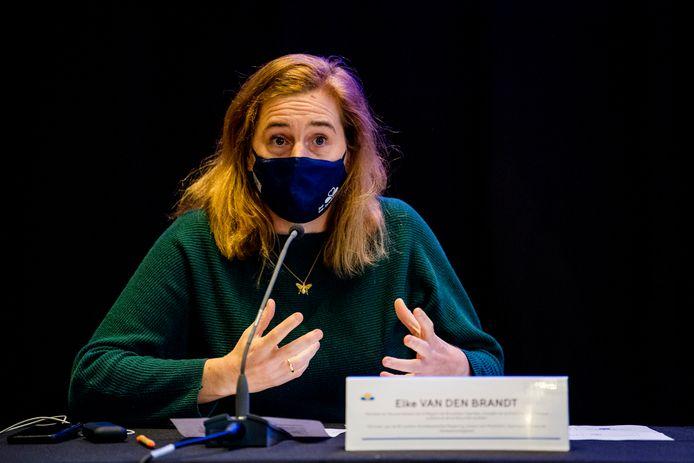 Elke Van den Brandt (Groen), ministre de la Mobilité