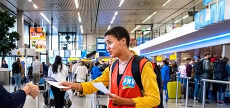 Schiphol wil deel uitbesteed werk weer zelf gaan doen