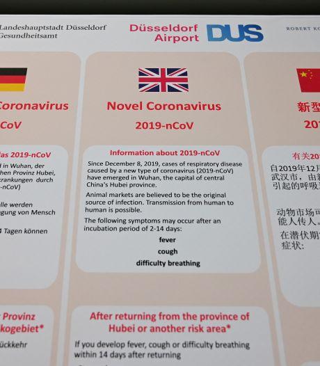 Un premier cas de contamination au coronavirus entre humains sur le sol européen