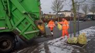 UPDATE : 11 stakers bij Verko, GFT wordt opgehaald in Laarne en Wetteren