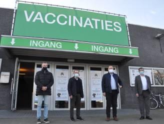 Vaccinatiecentrum blijft in Waregem Expo voor derde prik