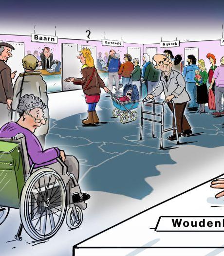 Bodem van de schatkist is in zicht: Woudenberg (en andere regiogemeenten) kampen met grote geldzorgen