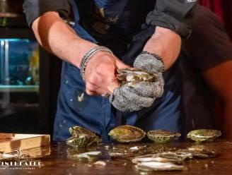 Scheldebrouwerij sponsor van Belgisch en Nederlands kampioenschap oestersteken met... de Oesterstout