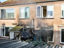 Vrouw gewond na uitslaande keukenbrand in Culemborg