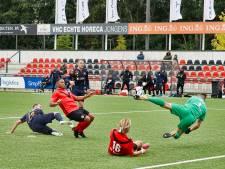 Kozakken Boys slikt bij AFC nieuwe nederlaag: 'Alles wat verkeerd kon vallen, viel verkeerd'
