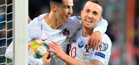 Le Portugal se qualifie au Luxembourg et envoie la Serbie en barrages de l'Euro 2020