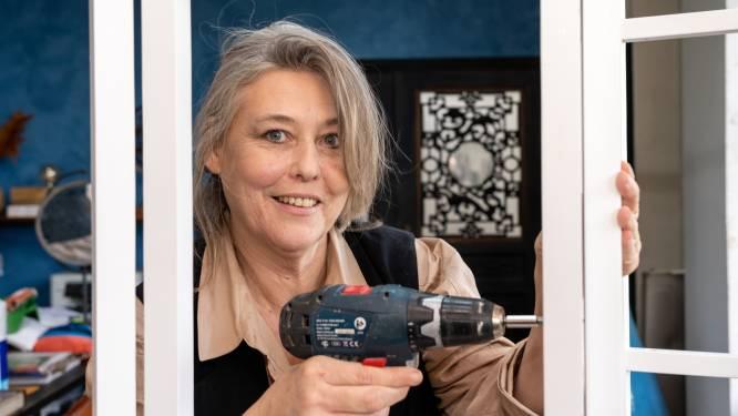 Geen handige harry, wel een handige harriette: deze West-Vlaamse vrouw brengt een boek uit voor doe-het-zelvers