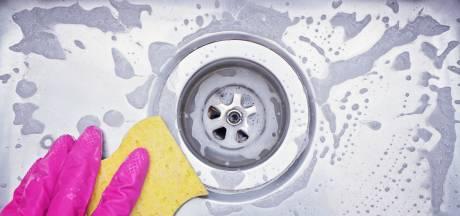 Zo zorg je voor een glanzend schoon afvoerputje