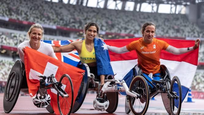 Nikita den Boer bezorgt Nederland op slotdag nog 59ste medaille: 'Wow, dit is echt gaaf'