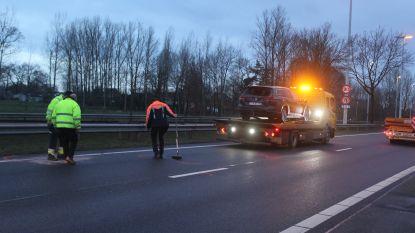 Moeizame avondspits door ongeval met drie auto's  op N80