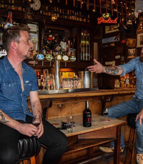 Liefde voor muziek: basis voor nieuwe podcast van Björn van der Doelen en zijn vriend Joris Heynen