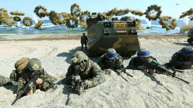 VS en Zuid-Korea bevestigen einde van gezamenlijke militaire oefeningen