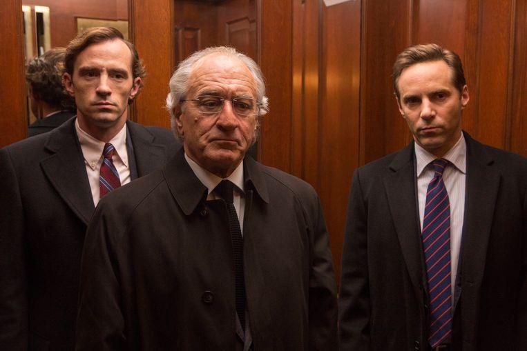 Robert De Niro als Bernie Madoff Beeld rv