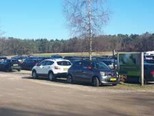 Massaal naar buiten in het Montferland: 'Niet normaal, het is haast te druk'