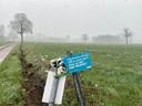 De Boerenbond heeft eerder al bordjes gebracht langs de Zoerselse velden, met de vraag geen zwerfvuil achter te laten