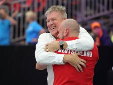 Nijmeegse korfbalcoach Van den Bos wil op EK medaille pakken met 'beste B-land' Duitsland
