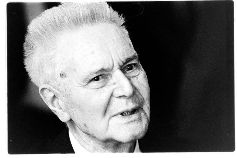 Tinbergen maakte meermaals opmerkelijke keuzes. Beeld Hollandse Hoogte, Peter Hilz